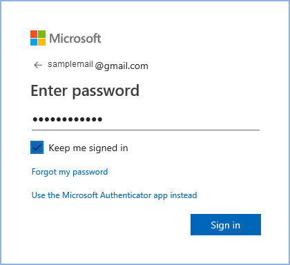Configuring 2 Factor Authentication with Faveo - Outlook