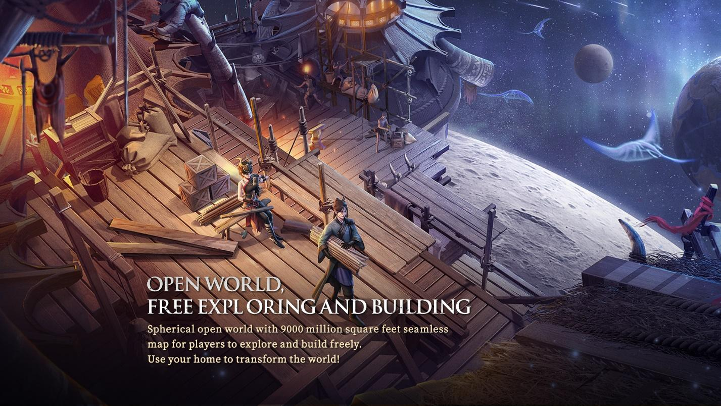 New Game Chimeraland Recruiting For First Closed Beta Test In Canada