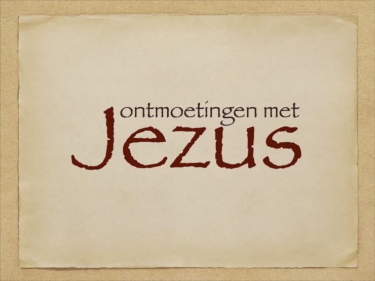 een serie 10 ontmoetingen om Jezus beter te leren kennen