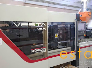Negri Bossi Vesta 130/H420 (2012) All Electric Plastic Injection Moulding Machine