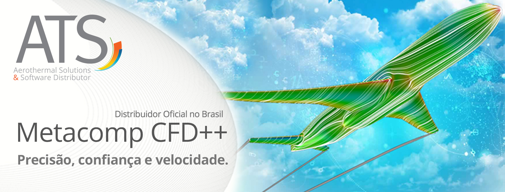 ATS - Aerothermal Solutions, Distribuidor Exclusivo Ennova Meshing no Brasil