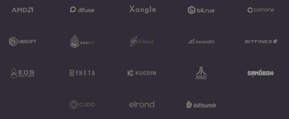 Liste des partenaires Ultra.io