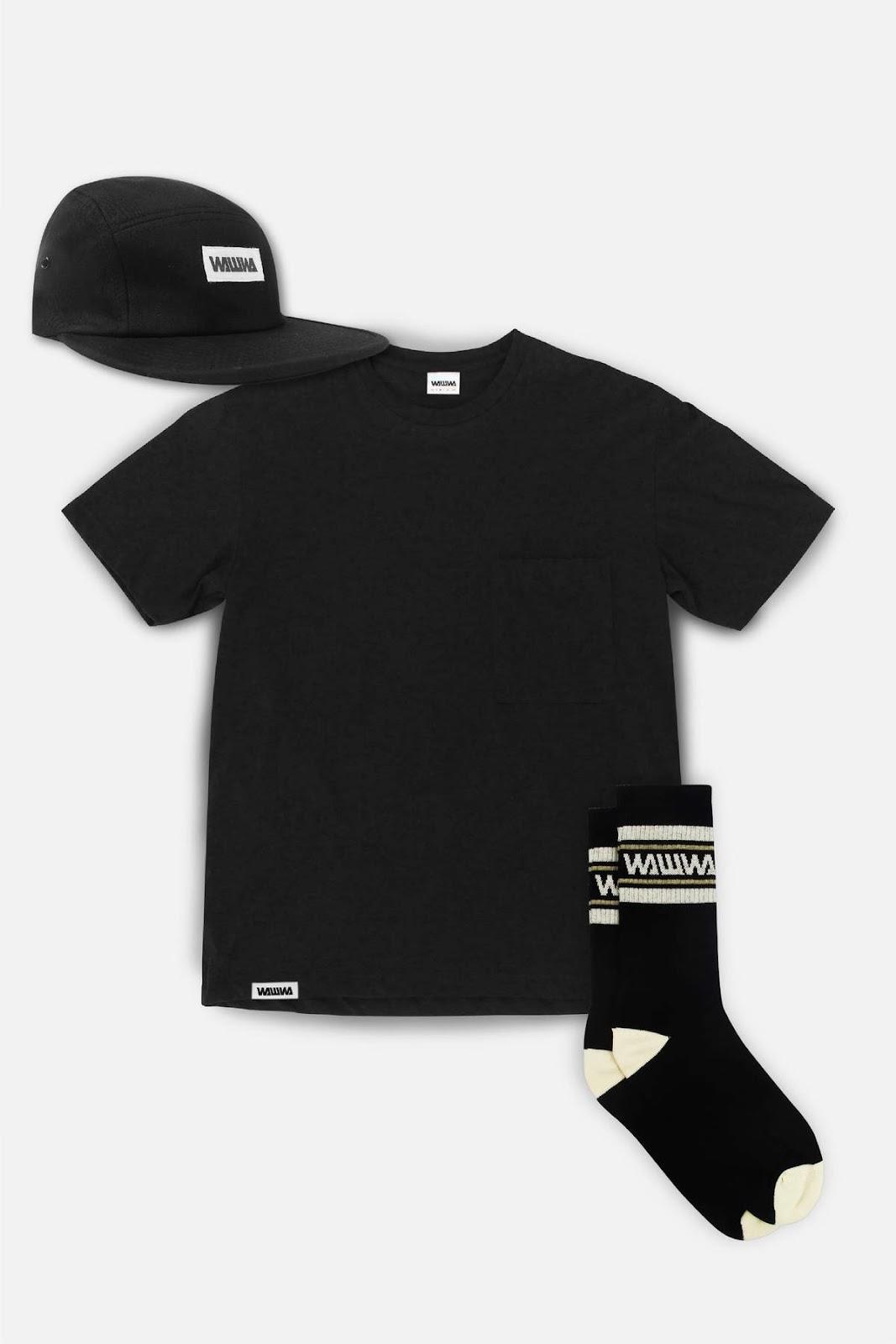eco friendly menswear gift set