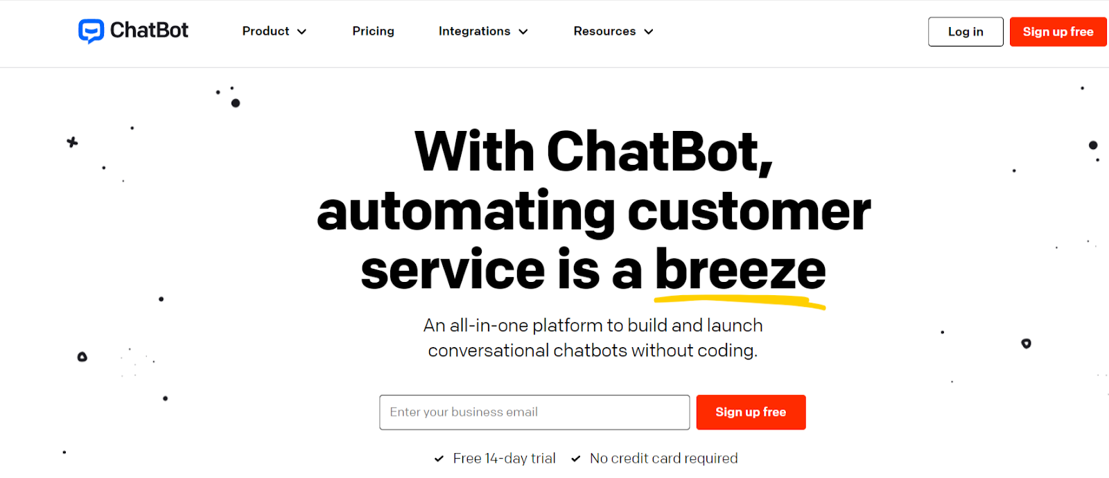 Chatbot by Live Chat