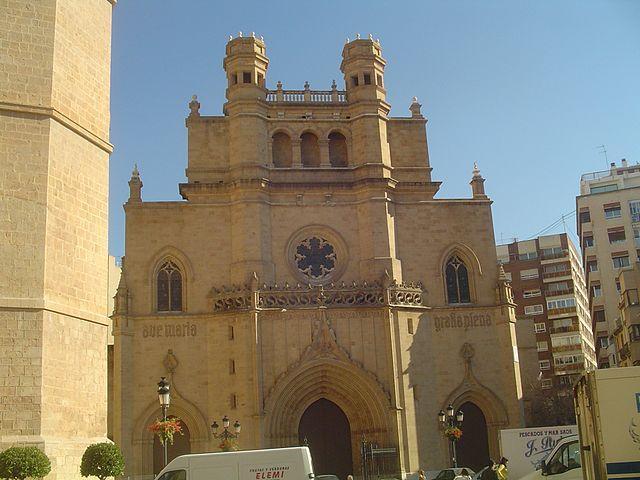 Concatedral de Santa María de Castellón