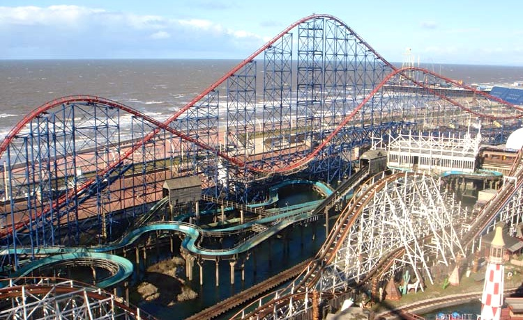 Blackpool Pleasure Beach, Wielka Brytania