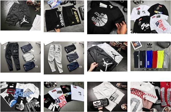 Nguồn quần áo VNXK HCM rất đa dạng