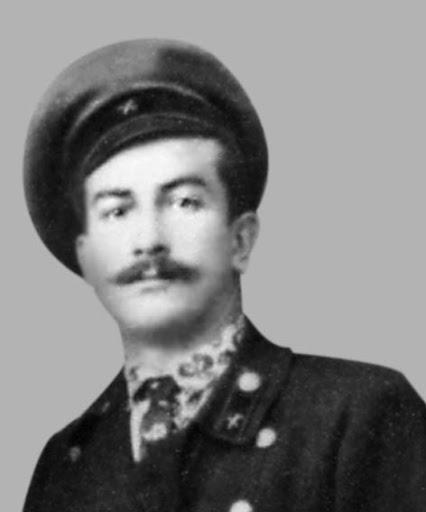 Володимир Сергійович Дубів, якому маємо дякувати за цікаві спогади.
