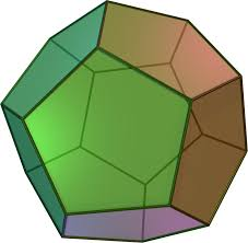 Image result for dodecahedron shape