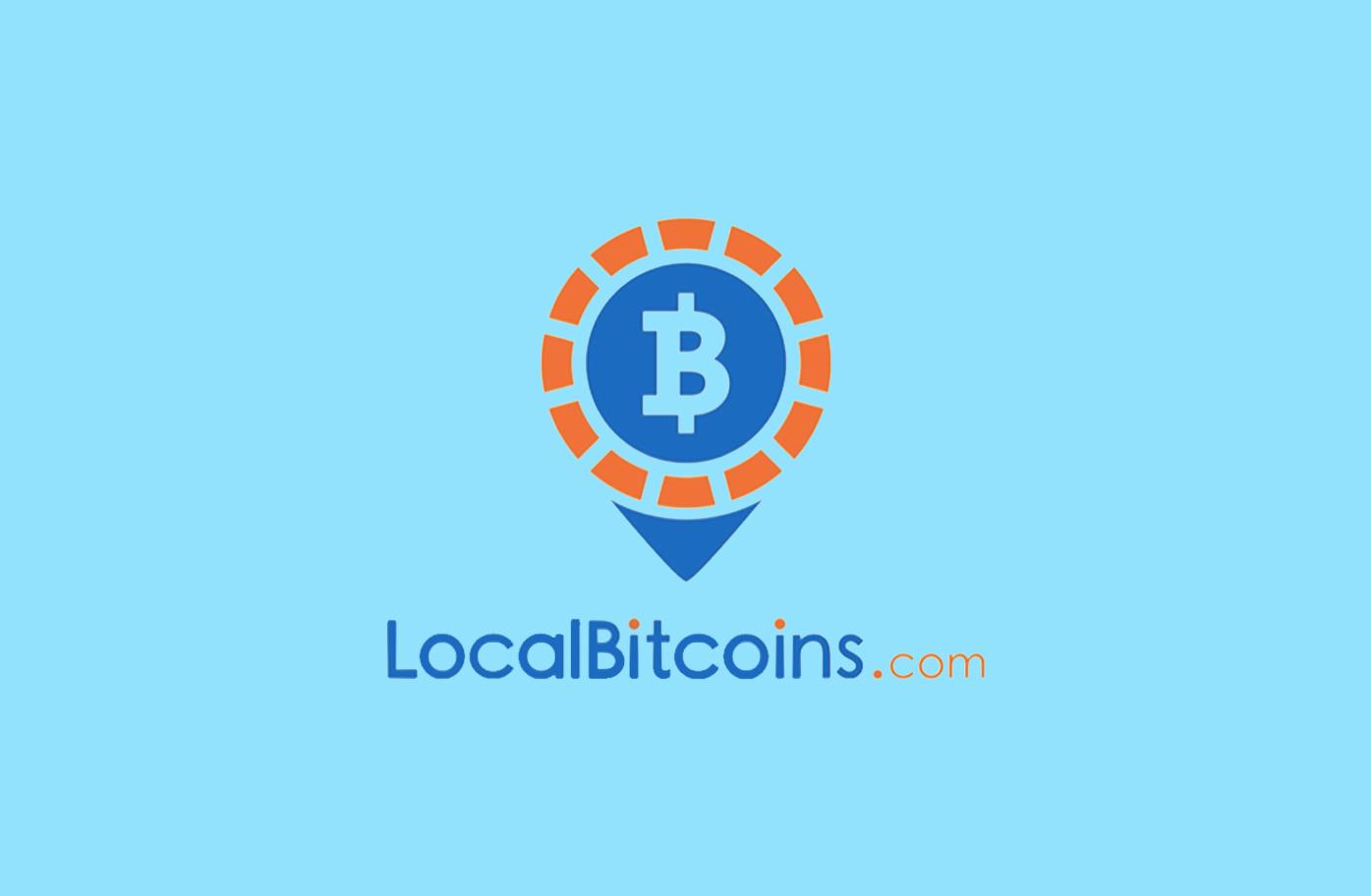 buy Bitcoin on LocalBitcoins