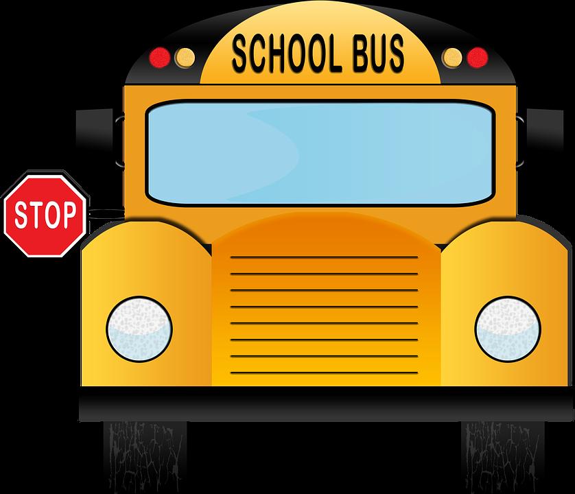 School Bus, Bus, School, ...