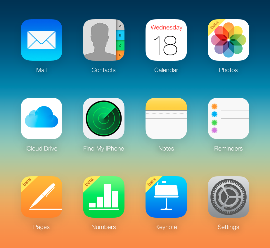 iCloud Mail Best Gmail Alternatives