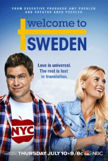Welcome to Sweden (2014) Poster