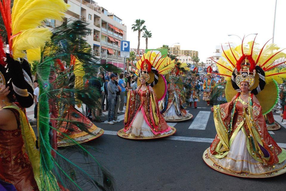 Carnaval, Fiesta, Celebracion, Celebración, Día Festivo