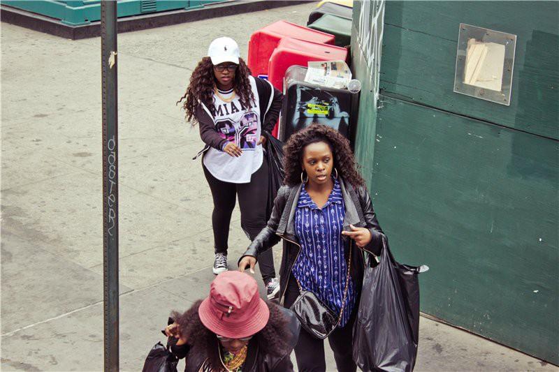 На улицах Гарлема. США глазами туриста, туризм, факты