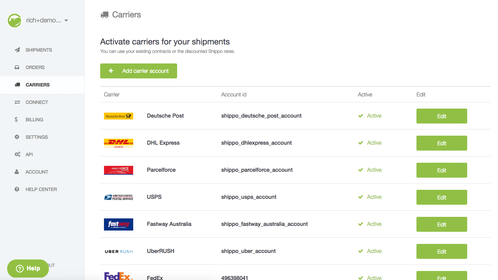 Shopify shipping apps