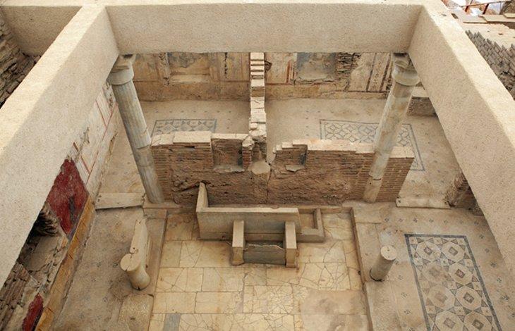 Efes Antik Kenti Kuretler Sokağı