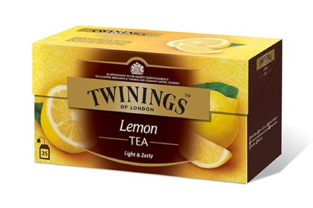 2. Twinings  Lemon Tea