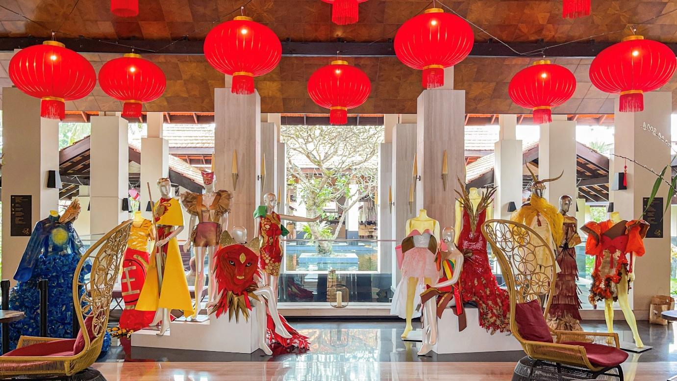 Trường Thời trang và Thiết kế MDIS hợp tác cùng Sofitel Sentosa Singapore ra mắt bộ sưu tập thời trang kết hợp giữa phương Tây và phương Đông - Ảnh 1