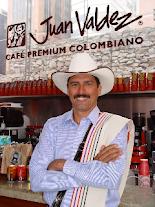 Un Café con la firma Juan Valdez