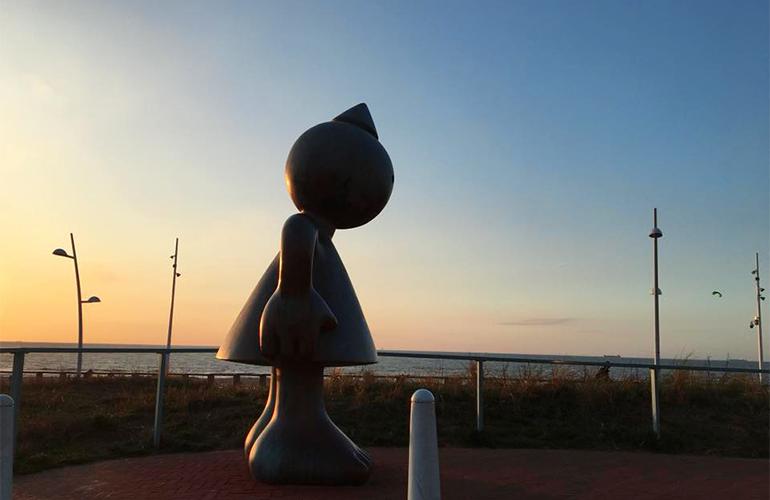 museum beelden aan zee parking scheveningen