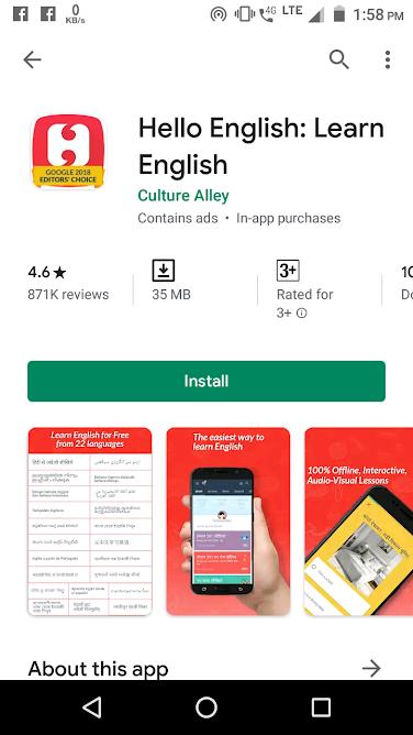 Egnlish Sikhe App Download 2021