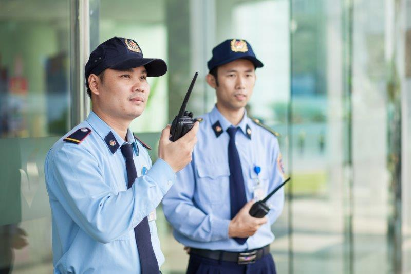 Dịch vụ bảo vệ chuyên nghiệp trở nên phổ biến