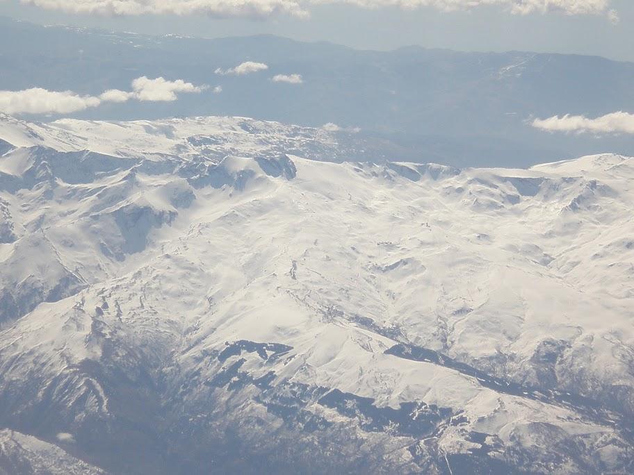 Fotos Aereas de Sierra Nevada