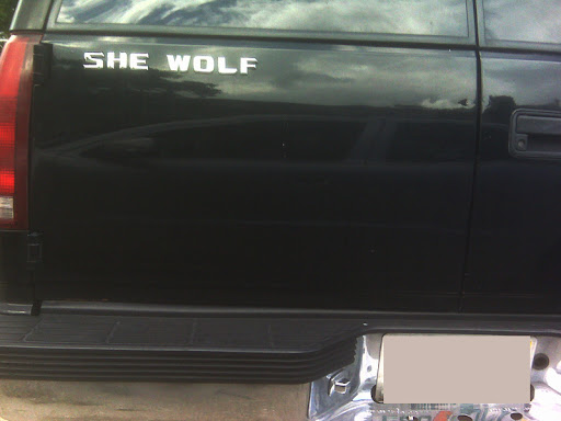 She Wolf Chevy Tahoe