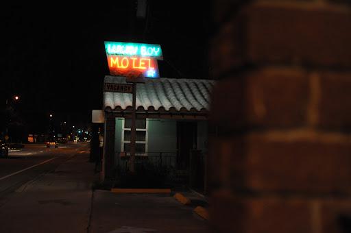 Lucky Boy Motel Hollywood #2