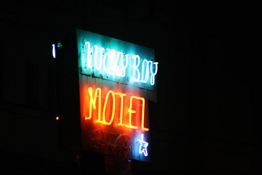 Lucky Boy Motel Hollywood Florida