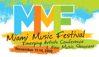 Miami Music Festival Logo