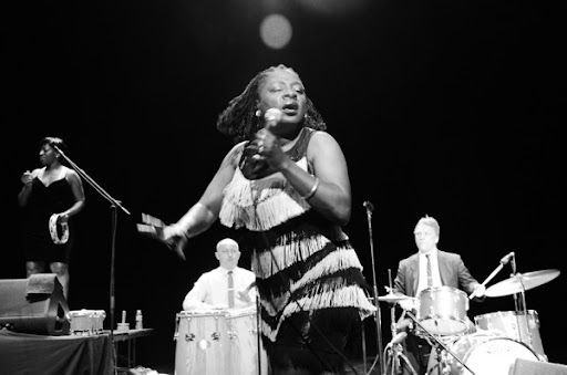 Sharon Jones Dance