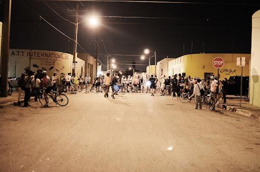 La Noche Criterium Miami