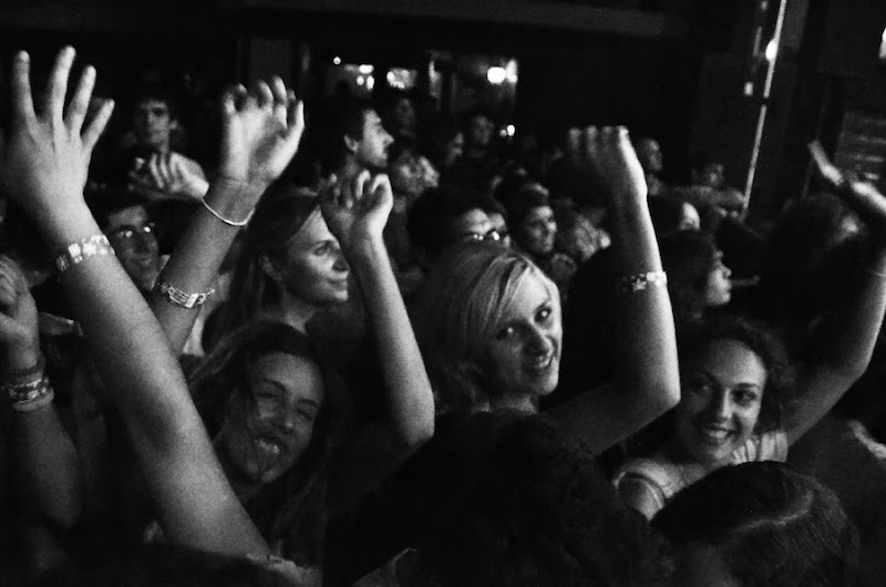 Dr. Dog Crowd | Photo by Robby Campbell