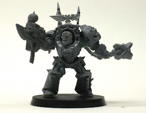 Deathwing sergeant model