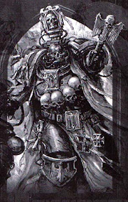 GW Space Marine Chaplain artwork