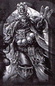 GW Space Marine Chaplain artwork