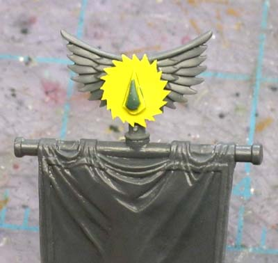 Flesh Tearer standard bearer banner icon