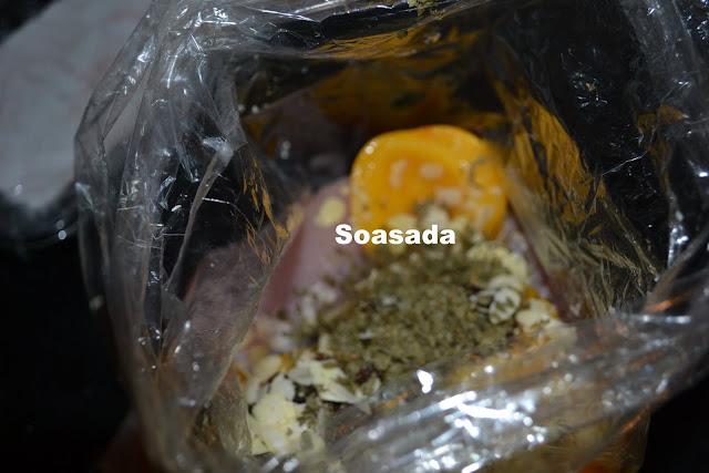 Pollo con melocotón DSC_0271