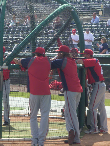 Watching BP