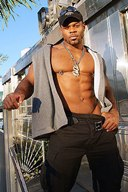 Hot Black Hunks Part V - Sexy Muscle God