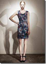 Erdem Pre-Spring 2011 Printed Dresses Look 12