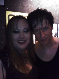 Alec Empire and CherryTeresa