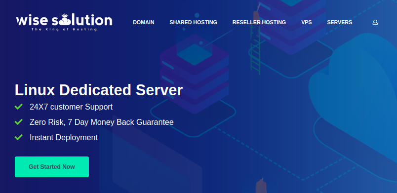 Double your online sales with Wise Solution Cheap Linux Dedicated Server