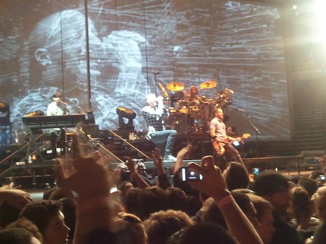 Linkin Park в Чикаго