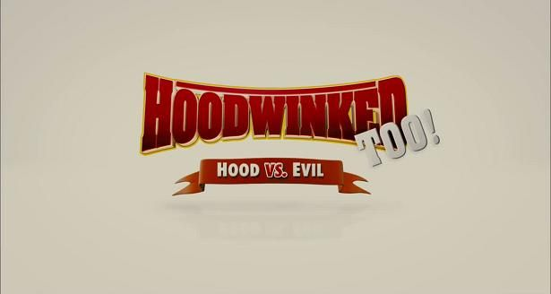 Hoodwinked Too!, Hood VS. Evil, movie, poster