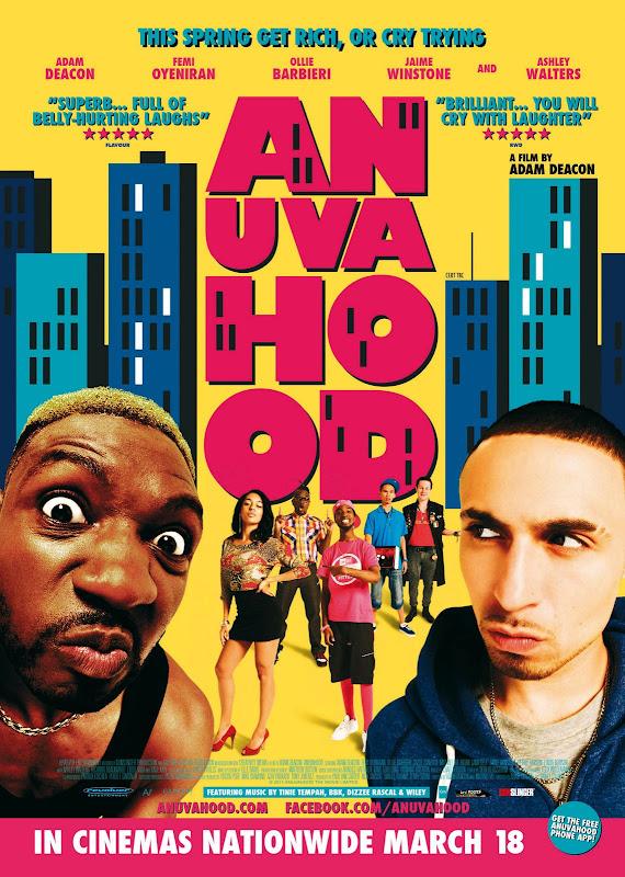 Anuvahood, 2011, movie, poster