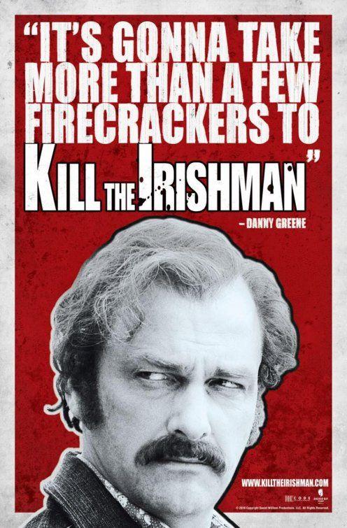 Kill the Irishman, 2011, movie, Poster