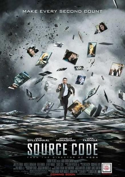 Source Code, 2011, new, movie, Poster